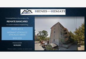 Foto de departamento en venta en redes 314, infonavit iztacalco, iztacalco, df / cdmx, 21482136 No. 01