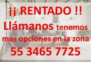Foto de casa en renta en refineria minatitlan 69, educación, coyoacán, df / cdmx, 13724074 No. 01
