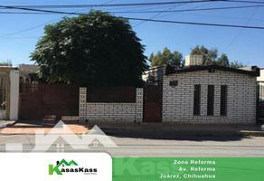Foto de casa en venta en reforma 2674, reforma, juárez, chihuahua, 17368441 No. 01