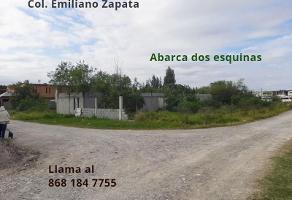 Foto de terreno habitacional en venta en reforma agraria , emiliano zapata, matamoros, tamaulipas, 12063286 No. 01