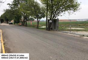 Foto de terreno habitacional en venta en reforma , chipilo de francisco javier mina, san gregorio atzompa, puebla, 0 No. 01