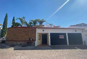 Foto de casa en venta en  , reforma, cuernavaca, morelos, 17482210 No. 01