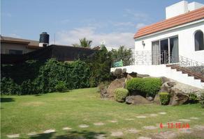 Foto de casa en renta en  , reforma, cuernavaca, morelos, 18102920 No. 01