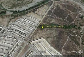 Foto de terreno habitacional en renta en  , reforma, juárez, nuevo león, 7732532 No. 01
