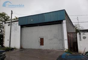 Foto de nave industrial en venta en  , reforma, monterrey, nuevo león, 11267594 No. 01