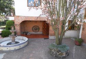 Foto de casa en venta en reforma , san miguel xicalco, tlalpan, df / cdmx, 15957863 No. 01