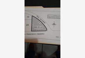 Foto de terreno comercial en venta en reforma x madero 000, monterrey centro, monterrey, nuevo león, 0 No. 01