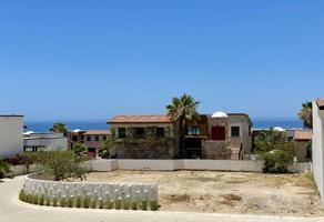 Foto de terreno habitacional en venta en regimen condominal los ciruelos lot 16 , el tezal, los cabos, baja california sur, 15141648 No. 01