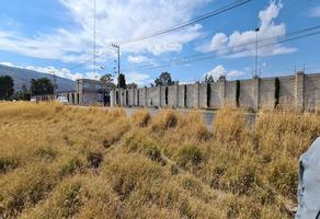 Foto de terreno habitacional en venta en regio gas , santa catarina ayotzingo, chalco, méxico, 0 No. 01