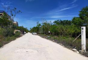 Foto de terreno habitacional en venta en región 15 , la veleta, tulum, quintana roo, 0 No. 01
