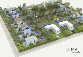 Foto de terreno habitacional en venta en region 15 , tulum centro, tulum, quintana roo, 0 No. 01