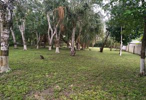 Foto de terreno habitacional en venta en region 5, manzana 45, lt.4, municipio , bacalar, bacalar, quintana roo, 20107132 No. 01