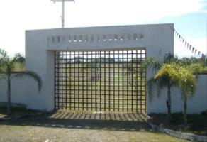 Foto de terreno habitacional en venta en rejoneador elite , calles, montemorelos, nuevo león, 0 No. 01