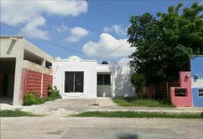 Foto de casa en venta en  , renacimiento i, mérida, yucatán, 0 No. 01
