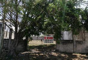 Foto de terreno habitacional en venta en  , renacimiento, veracruz, veracruz de ignacio de la llave, 12746742 No. 01