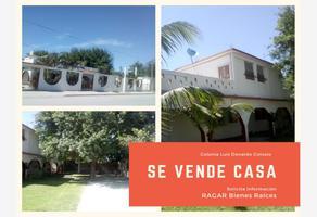 Foto de casa en venta en rené guajardo 107, luis donaldo colosio, matamoros, tamaulipas, 11196157 No. 01