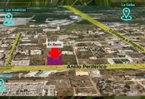 Foto de terreno habitacional en renta en renta de terreno en excelente ubicacion en periferico , dzitya, mérida, yucatán, 0 No. 01