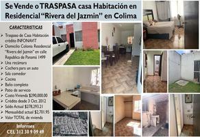 Foto de casa en venta en reñublica de panama 1499, colima centro, colima, colima, 0 No. 01