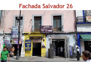 Foto de edificio en venta en republica del salvador , centro (área 2), cuauhtémoc, df / cdmx, 0 No. 01