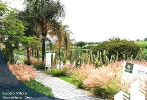 Foto de terreno habitacional en venta en reserva tulum , juriquilla, querétaro, querétaro, 15854184 No. 01