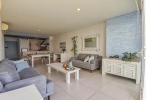 Foto de departamento en renta en residencial amara i . , costa del mar, benito juárez, quintana roo, 0 No. 01
