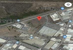 Foto de terreno habitacional en renta en  , residencial apodaca, apodaca, nuevo león, 11288428 No. 01