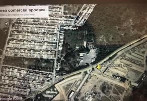Foto de terreno habitacional en venta en  , residencial apodaca, apodaca, nuevo león, 12833536 No. 01