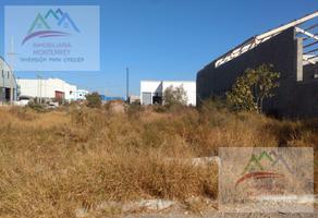 Foto de terreno habitacional en venta en  , futuro apodaca, apodaca, nuevo león, 20590215 No. 01