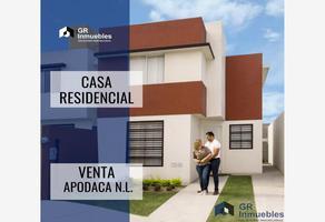 Foto de casa en venta en  , residencial apodaca, apodaca, nuevo león, 21778108 No. 01