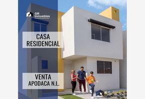 Foto de casa en venta en  , residencial apodaca, apodaca, nuevo león, 21778112 No. 01