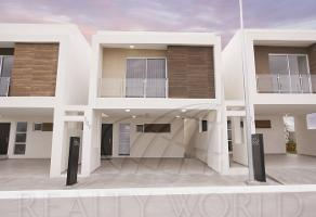 Foto de casa en venta en  , residencial apodaca, apodaca, nuevo león, 6505939 No. 01