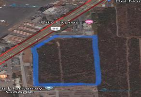 Foto de terreno habitacional en renta en  , residencial apodaca, apodaca, nuevo león, 7732358 No. 01