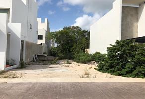Foto de terreno habitacional en venta en residencial aqua , cancún centro, benito juárez, quintana roo, 0 No. 01