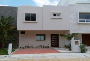 Foto de casa en condominio en venta en residencial arbolada , alfredo v bonfil, benito juárez, quintana roo, 17153331 No. 01