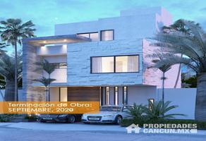 Foto de casa en venta en residencial arbolada , supermanzana 326, benito juárez, quintana roo, 14859412 No. 01