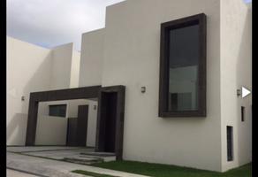 Foto de casa en renta en  , residencial campestre, tuxtla gutiérrez, chiapas, 0 No. 01