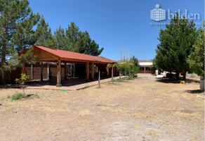 Foto de rancho en venta en  , residencial casa blanca, durango, durango, 8516626 No. 01