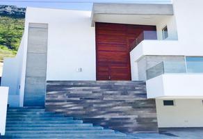 Foto de casa en renta en  , residencial cordillera, santa catarina, nuevo león, 0 No. 01