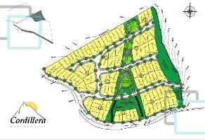 Foto de terreno habitacional en venta en  , residencial cordillera, santa catarina, nuevo león, 17798654 No. 01