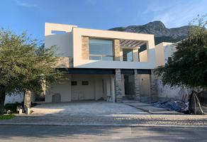 Foto de casa en venta en  , residencial cordillera, santa catarina, nuevo león, 18690633 No. 01