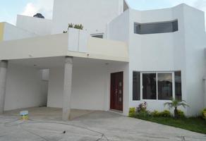 Foto de casa en renta en  , residencial cortijo de san antonio, fortín, veracruz de ignacio de la llave, 6340519 No. 01