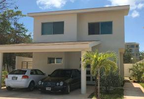 Foto de casa en venta en residencial cumbres , residencial san antonio, benito juárez, quintana roo, 0 No. 01