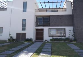 Foto de casa en condominio en renta en residencial del parque, magadi , del parque residencial, el marqués, querétaro, 19723656 No. 01