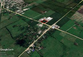 Foto de terreno habitacional en venta en  , residencial del parque, tizimín, yucatán, 0 No. 01
