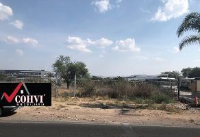 Foto de terreno comercial en venta en  , residencial el parque, el marqués, querétaro, 14176835 No. 01