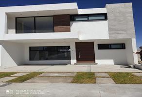 Foto de casa en venta en  , residencial el parque, el marqués, querétaro, 19363208 No. 01