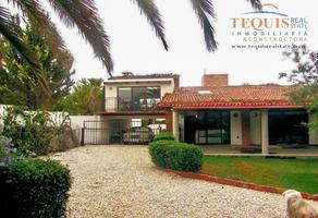 Foto de casa en renta en  , residencial haciendas de tequisquiapan, tequisquiapan, querétaro, 0 No. 01