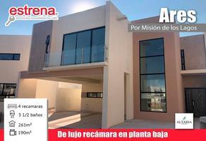 Foto de casa en venta en  , residencial harmoni, juárez, chihuahua, 16422053 No. 01