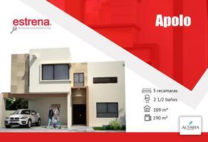 Foto de casa en venta en  , residencial harmoni, juárez, chihuahua, 16788907 No. 01