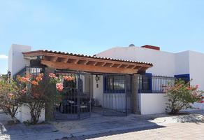 Foto de casa en condominio en venta en residencial italia , las campanas, querétaro, querétaro, 17123428 No. 01